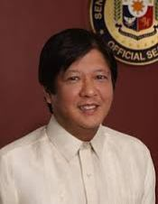 Senator Bong Bong Marcos